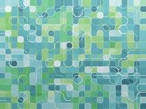 Electro textura Imagens de Stock
