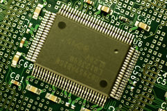 Electro7 Imagem de Stock