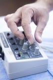 Electroacupunture-acupunture Maschine Lizenzfreie Stockbilder