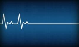 electrocardiogram stock illustratie