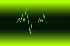 electrocardiogram Royaltyfria Bilder