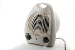 electrofan värmeapparat Fotografering för Bildbyråer