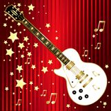 Electroguitar Royalty Free Stock Photography
