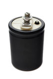 Electrolytic capacitor Royalty Free Stock Photography