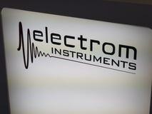 Electrom-Instrumente lizenzfreies stockfoto
