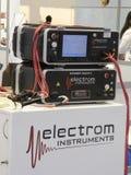 Electrom-Instrumente stockfoto