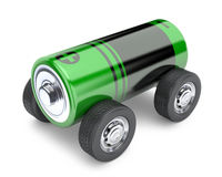 Electromobile Royalty Free Stock Photography