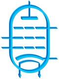 Electron tube Royalty Free Stock Image