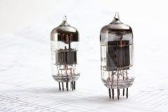 Electron tube Stock Photo