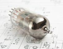 Electron tube Royalty Free Stock Photos