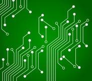 Electronic background. Royalty Free Stock Image