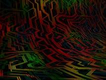 Electronic Background stock illustration