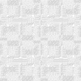 Electronic Background Pattern Stock Image