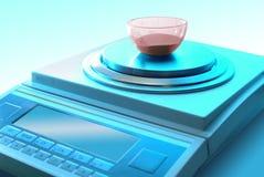 Electronic balance Stock Photography