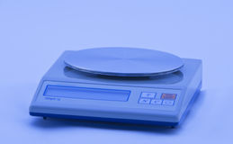 Electronic balance Stock Images