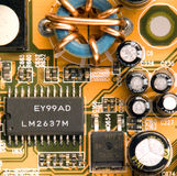 Electronic board Stock Images