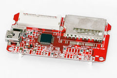 Electronic board Stock Image