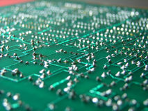 Electronic board Stock Photo