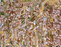 Electronic board Stock Photo