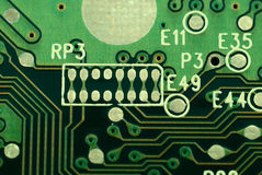 Electronic boards Stock Photography