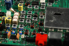 Electronic boards Stock Images
