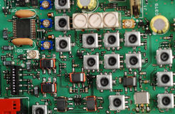 Electronic boards Royalty Free Stock Photo