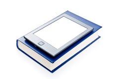 Electronic book Royalty Free Stock Photos