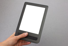 Electronic book Stock Photos