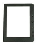 Electronic book reader Stock Photography