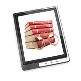 Electronic book Royalty Free Stock Photography