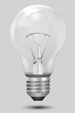 Electronic bulb Royalty Free Stock Photography