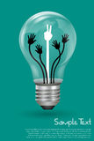 Electronic bulb Stock Images