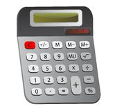 Electronic calculator Royalty Free Stock Photo