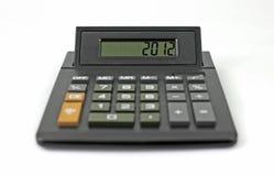 Electronic calculator Royalty Free Stock Photo