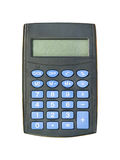 Electronic calculator.Isolated. Royalty Free Stock Photography