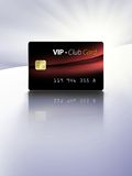 Electronic card Royalty Free Stock Photo