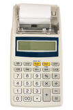 Electronic cash register Royalty Free Stock Images
