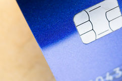 electronic chip card Royalty Free Stock Photos