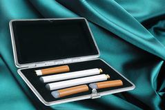Electronic cigarette Stock Photography