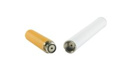 Electronic cigarette Royalty Free Stock Images