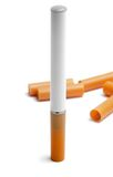 Electronic cigarette Stock Image