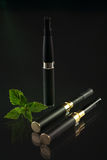Electronic cigarette Stock Photo