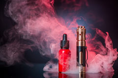 Free Electronic Cigarette Stock Photography - 86177372