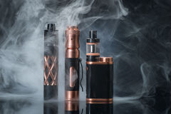 Electronic Cigarette Royalty Free Stock Photo
