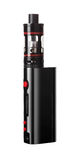 Electronic cigarette close-up Royalty Free Stock Photography