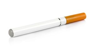 Electronic cigarette Stock Photos