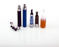 Electronic cigarette e-cigarette Stock Images