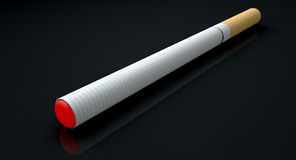 Electronic Cigarette Isolated Royalty Free Stock Image