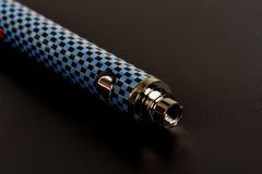 Electronic cigarette vape in the sorted look Royalty Free Stock Image