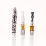 Electronic cigarette Royalty Free Stock Photos